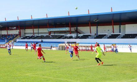 Trofense venceu Braga(sub23) em jogo de preparação
