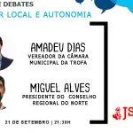 JS promove ciclo de debates