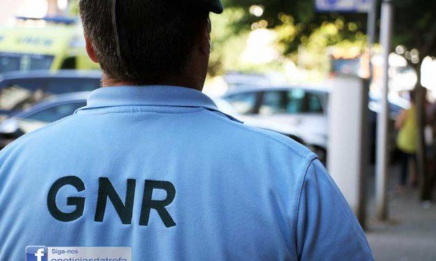 GNR apreende calçado contrafeito na Santa Eufémia