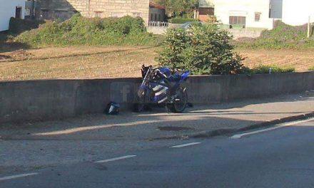 Jovem de 17 anos de Guidões ferido em acidente