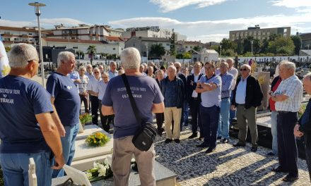 Ex-combatentes reúnem-se em encontro anual