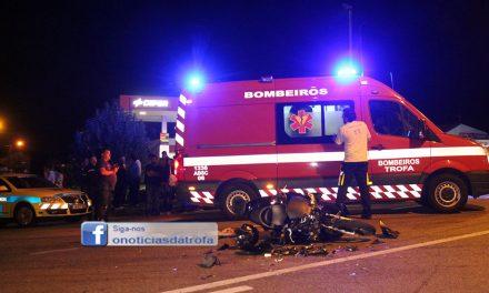 GNR identificou condutor que fugiu e não prestou auxilio em acidente no Coronado