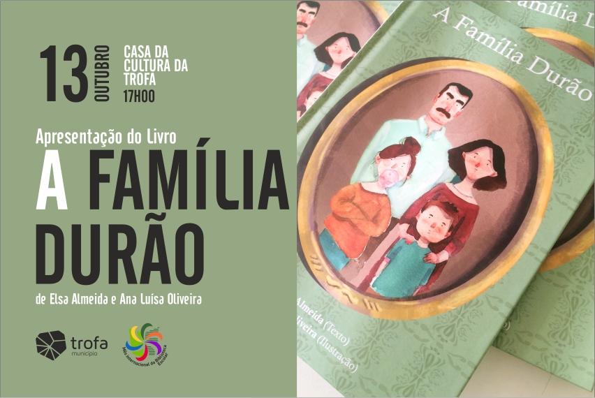 """""""A Família Durão"""" apresenta-se na Trofa"""