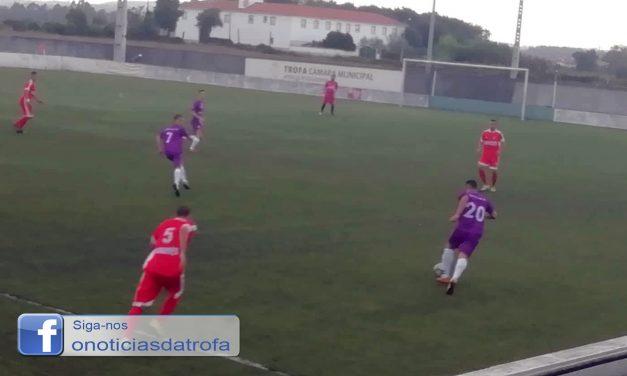 """Bougadense impõe """"chapa 5"""" ao Valonguense"""