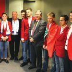 CENFIM da Trofa ganha  Medalhas no Euroskills Budapeste 2018
