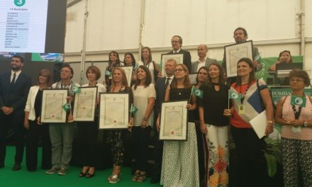 Escola Básica de Castro e Escola Básica e Secundária de Coronado e Castro receberam Galardão Eco-Escolas