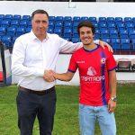 Júnior do Trofense assinou contrato de formação com o clube