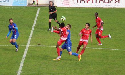 Trofense vence Mirandês por 2 a 0
