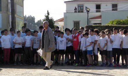 IV Corta-Mato de Coronado e Castro juntou cerca de 300 alunos.