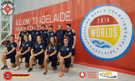 Nadadora Trofense estabelece recorde nacional