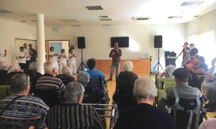 """Centro Social de S. Mamede celebra 5 anos de """"mais e melhor"""" vida"""