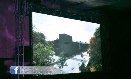 Edifício dos Paços do Concelho apresentado