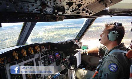 Piloto-aviador da Trofa salva 150 pessoas