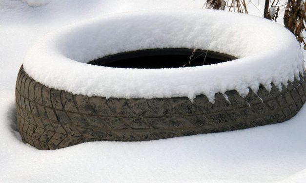 Os pneus do seu automóvel são os mais adequados para o inverno?