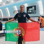Susana Cruz com três recordes nacionais no Campeonato do Mundo de Salvamento Aquático