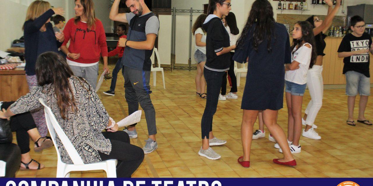 Jovens desenvolvem projeto para devolver teatro à Trofa