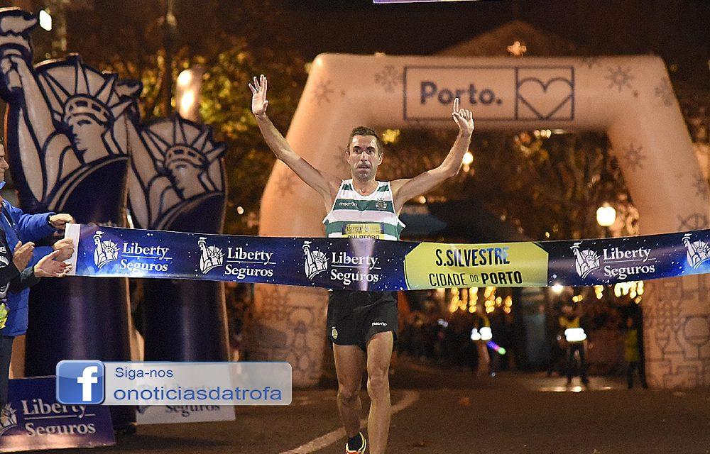 Rui Pedro Silva corre a S. Silvestre do Porto