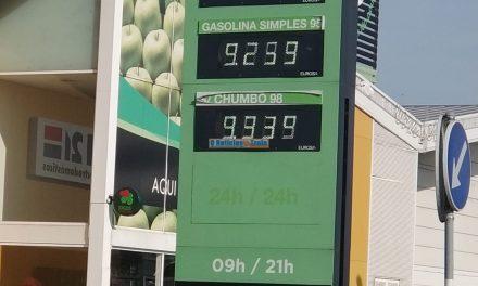 """Gasolina e gasóleo pela """"hora da morte?"""""""