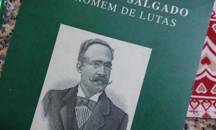 Historiador da Trofa escreve biografia de Heliodoro Salgado