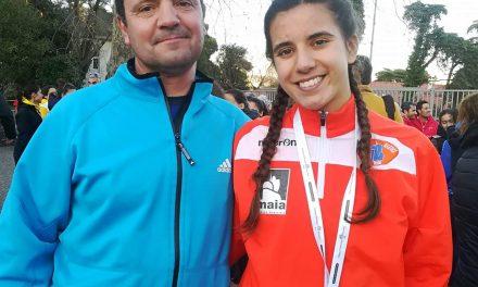 Alice Oliveira campeã nacional de estrada