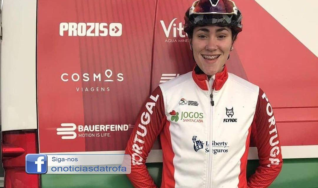 Beatriz Martins realiza estágio na Seleção Nacional de ciclismo