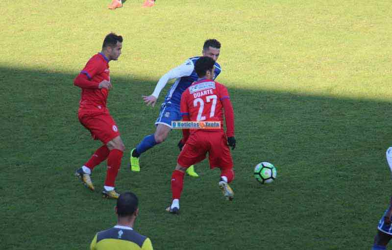 Trofense vence Montalegre e mantém segundo lugar c/video
