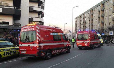 Homem atropelado não resistiu aos ferimentos e faleceu no Hospital (c/ vídeo)