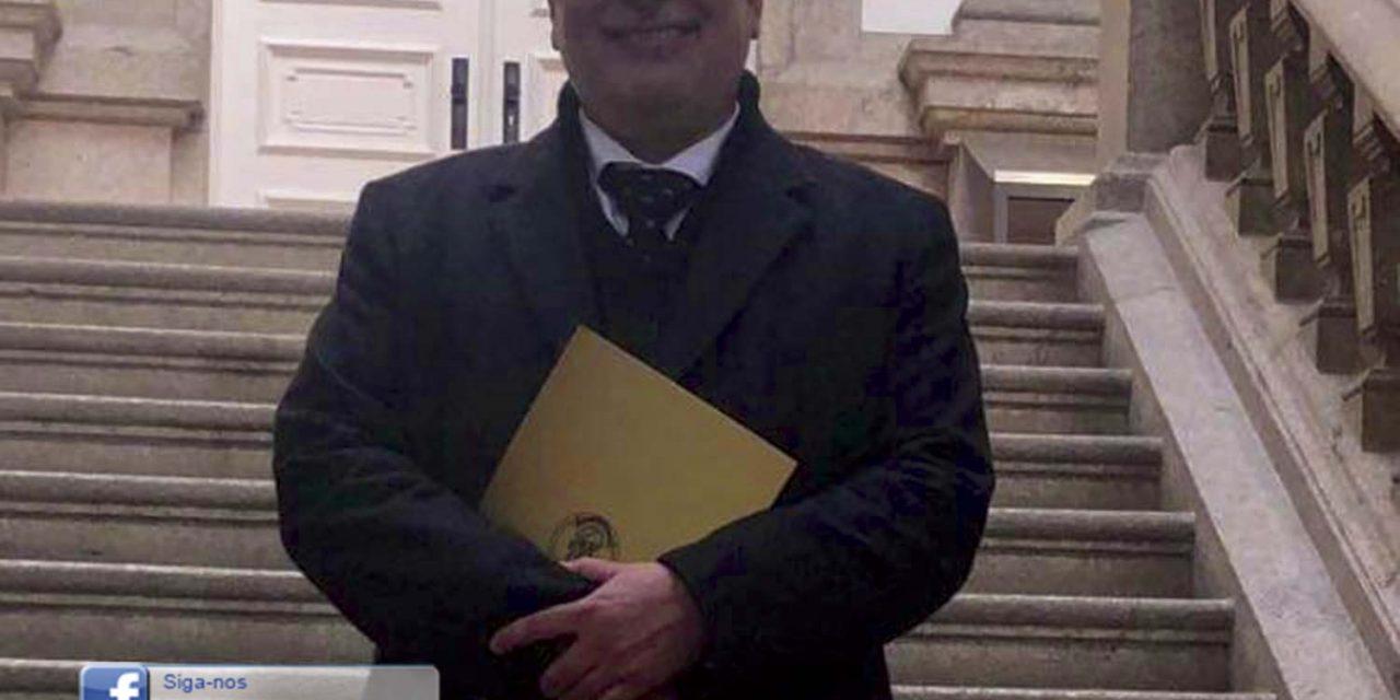 Paulo Tarso  Domingues  é o novo diretor da Faculdade Direito