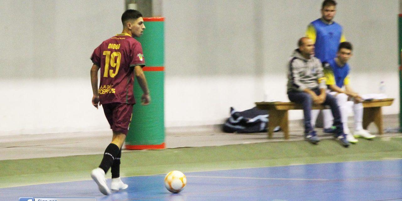 Hoje há dérbi de futsal (em dose dupla) entre CR Bougado e FC S. Romão