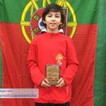 Ténis: Salvador Monteiro no Campeonato da Europa de Inverno