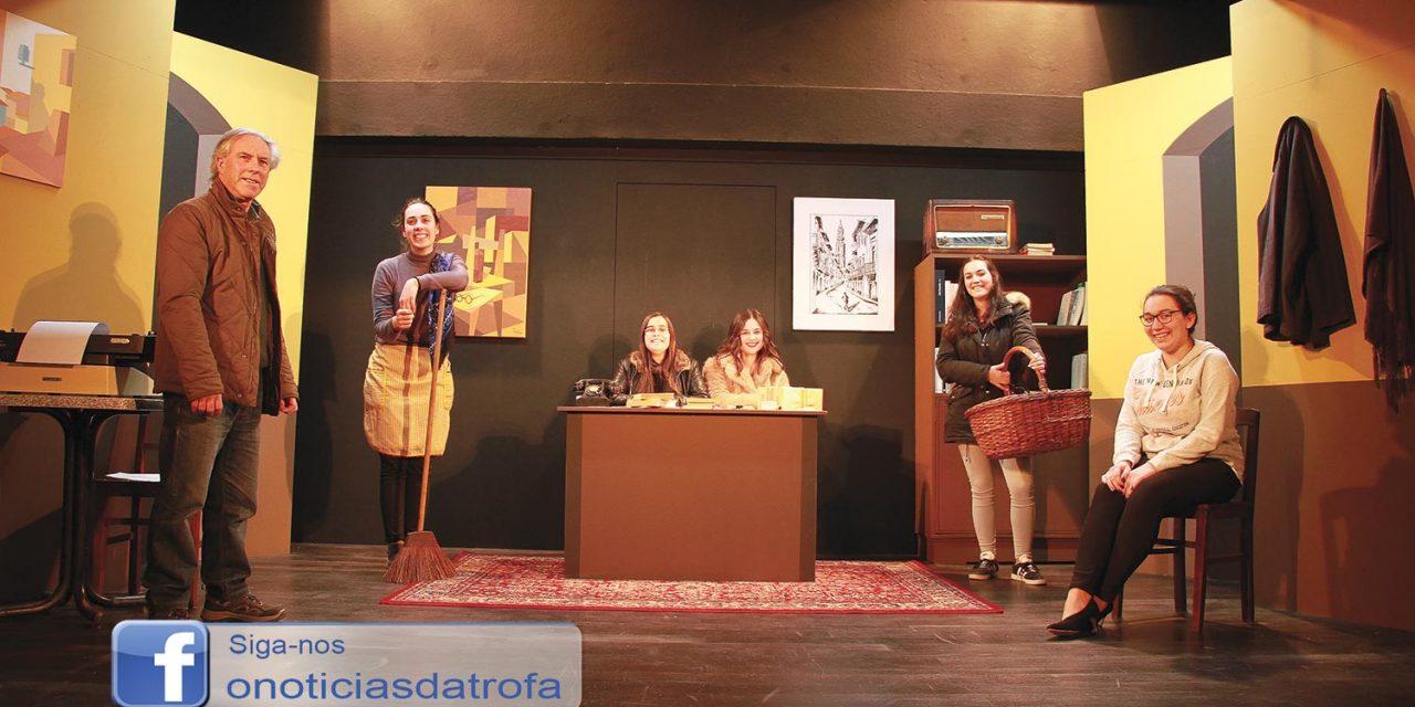 """""""Pérolas Ignoradas"""" em cena  em S. Mamede do Coronado  (c/ vídeo)"""