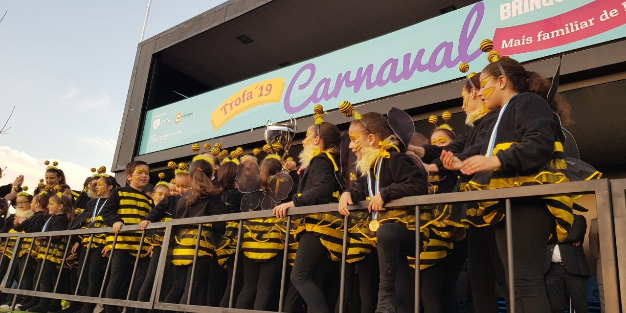 Escola do Paranho foi a grande vencedora do Carnaval da Trofa