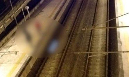 Morou na Trofa, a mulher, vitima de violência doméstica, colhida por comboio em Famalicão.