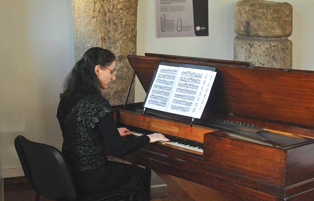 Isabel Calado apresentou novos trabalhos discográficos
