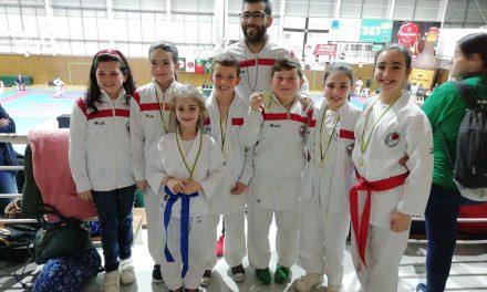 Karate Clube de Cedões no Torneio Juvenil de Valongo