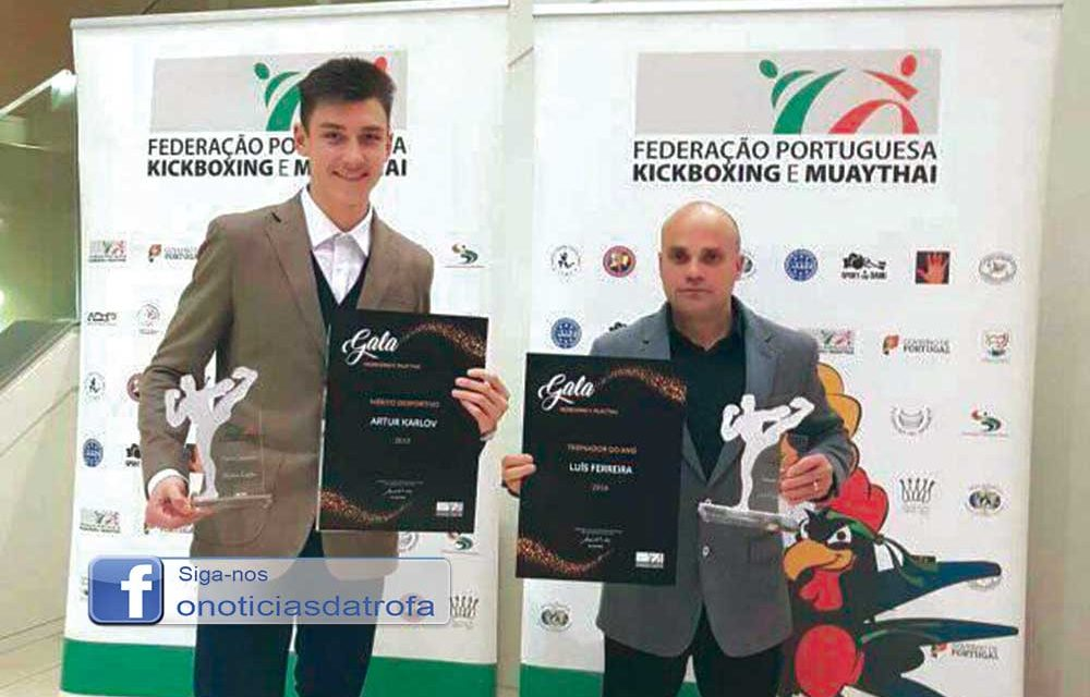 Luís Ferreira eleito treinador do ano