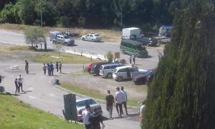 Prova de drift em Guilhabreu interrompida após intervenção da GNR