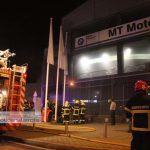 Incêndio destrói 20 motas na MotoTrofa