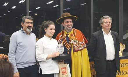 Jovem de S. Romão vence concurso internacional de gastronomia