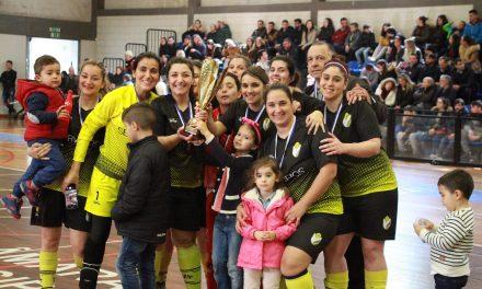 ACRABE e AR Paradela vencem Taça concelhia em seniores femininos e masculinos