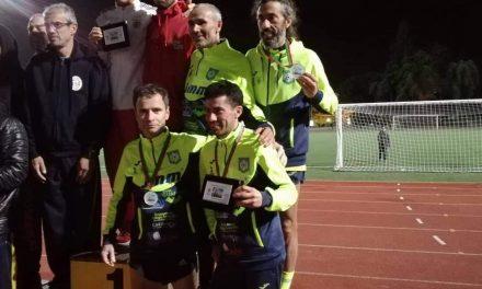 Davide Figueiredo campeão nacional de 10 mil metros