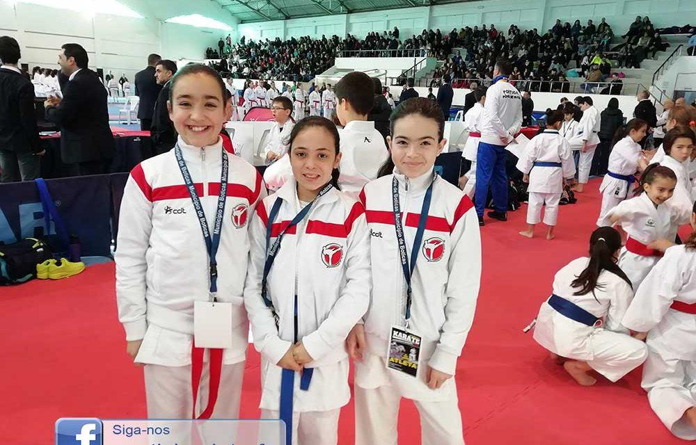 Karaté Clube de Cedões com duas atletas apuradas para campeonato nacional
