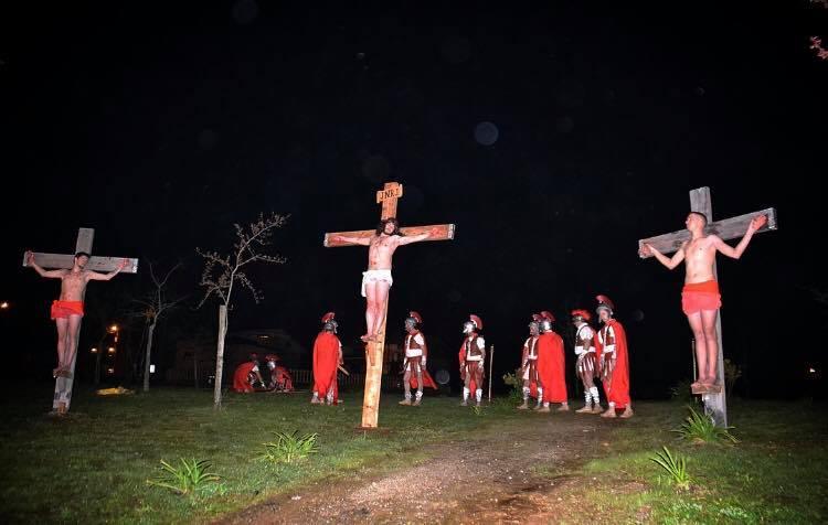 Roteiro para a Páscoa: Grupo de Jovens de Alvarelhos  prepara surpresas para via-sacra