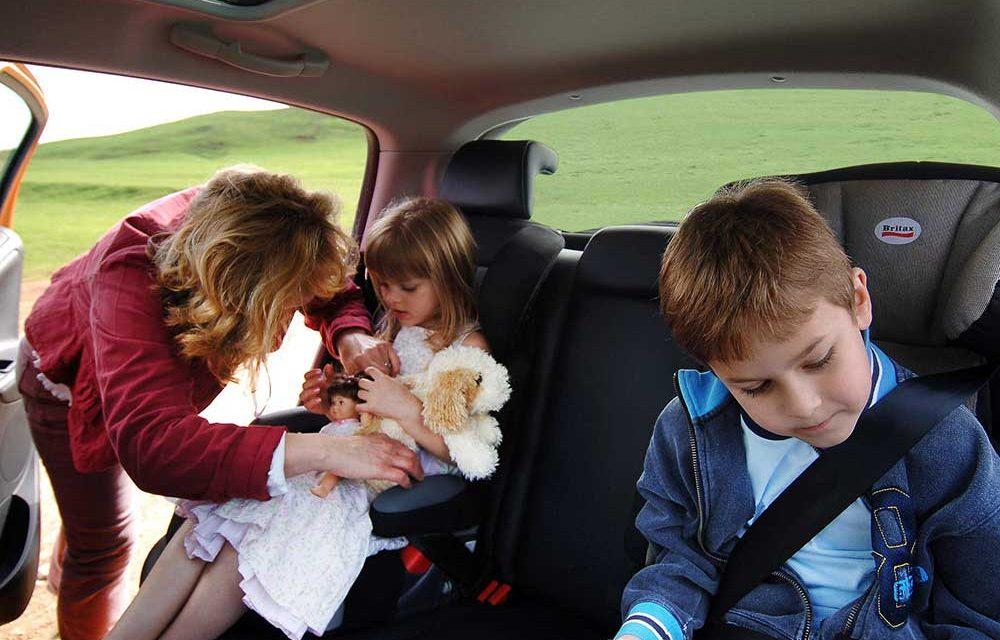 Sessão sensibiliza avós para transporte seguro das crianças