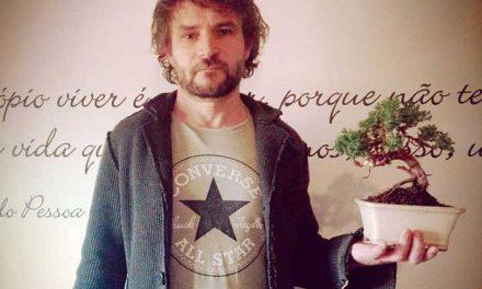 Com mais 50 bonsais em casa, Domingos quer criar clube para aficionados