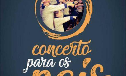 Meninos Cantores promovem concertos para os pais
