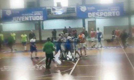 Futsal popular: Jogador punido com 15 meses de suspensão