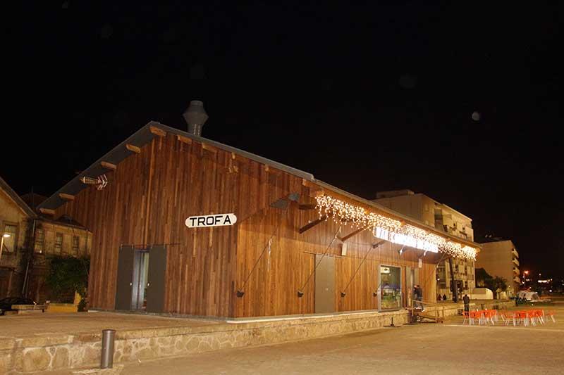 Comissão de festas da Sra. das Dores já tem bar na Alameda