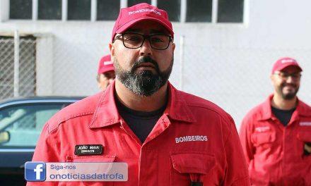 João Miguel Maia é o novo adjunto dos Bombeiros