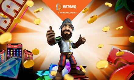 O Casino Betano já foi lançado em Portugal